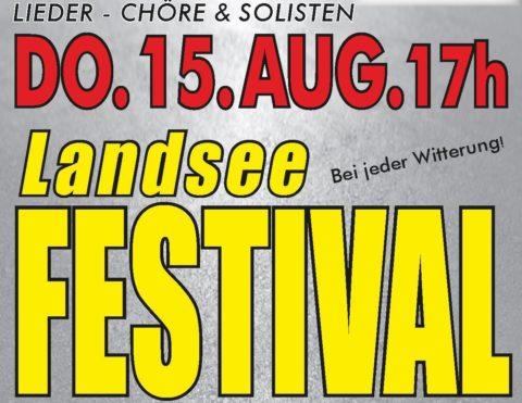 Lieder Festival Landsee 2019
