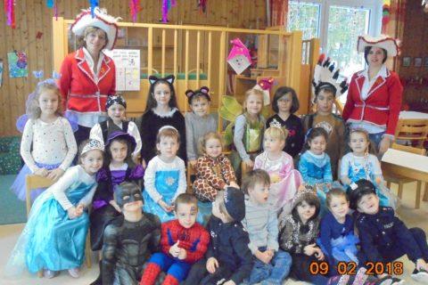2017 Fasching Kindergarten 1
