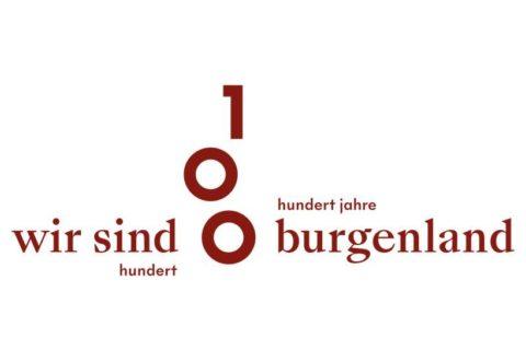 2021 Logo 100 Jahre Bgld
